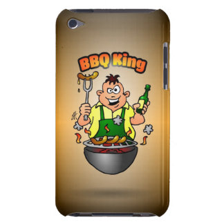 BBQ King iPod Touch Cover