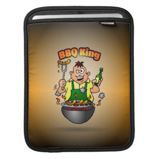BBQ King Sleeves For iPads