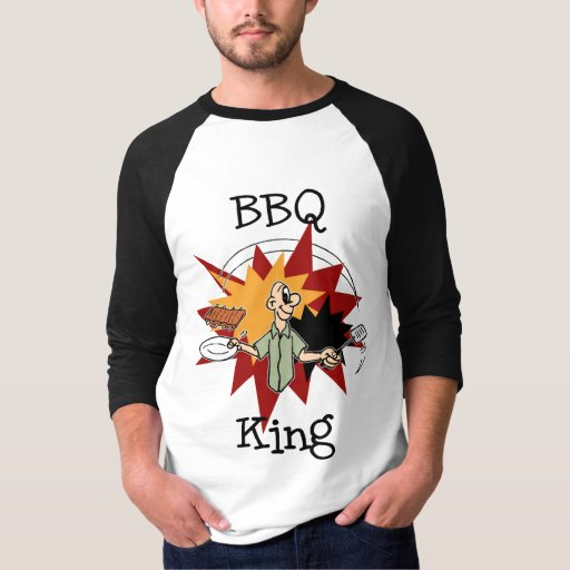 BBQ King T-shirts and Gifts