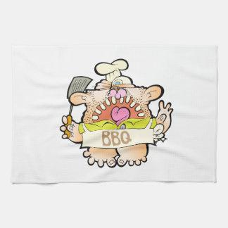 BBQ King Towel
