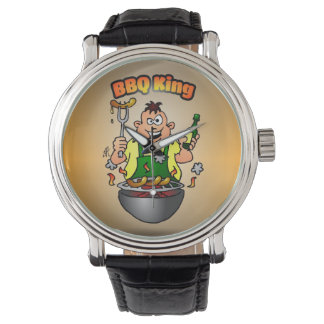 BBQ King Wrist Watches