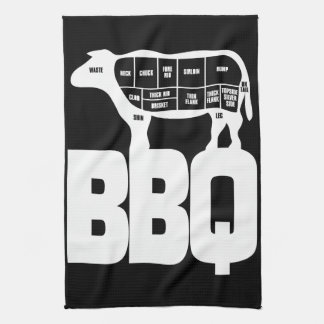 BBQ HAND TOWELS