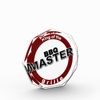 BBQ Master King of the Grille Award