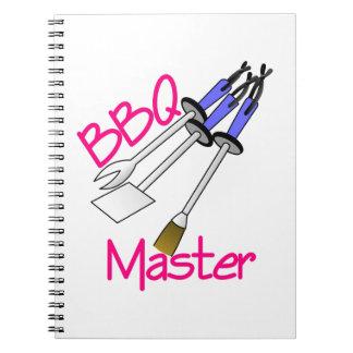 BBQ Master Notebook