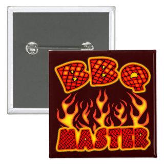 BBQ Master Pin