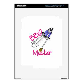 BBQ Master Skins For iPad 3