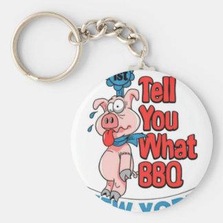 BBQ merchandise Keychains
