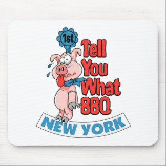 BBQ merchandise Mouse Pad