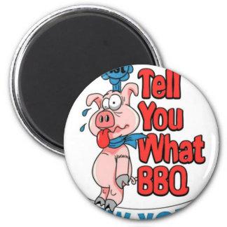 BBQ merchandise Refrigerator Magnet