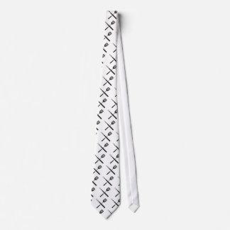 bbq neck tie
