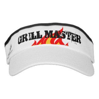 BBQ party grill master sun visor cap for men Headsweats Visor