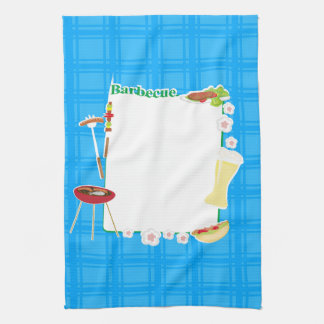 BBQ Party Towel
