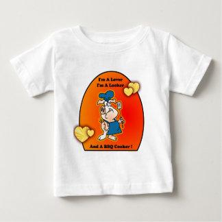 BBQ Pig Baby T-Shirt