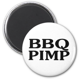 BBQ Pimp Magnet