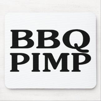 BBQ Pimp Mouse Pad
