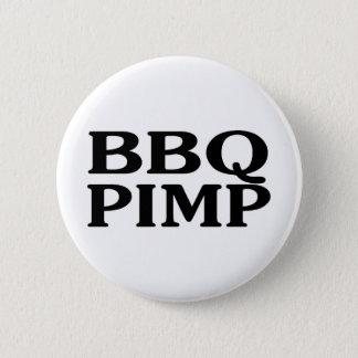 BBQ Pimp Pinback Button