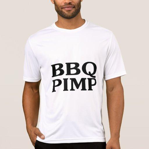 BBQ Pimp Tee Shirt