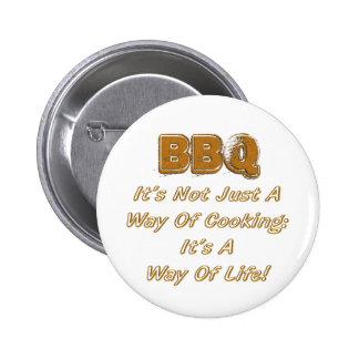 Bbq Pin Redondo De 2 Pulgadas