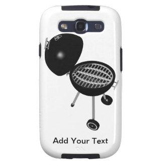 BBQ Pit & Grill Samsung Galaxy S3 Case
