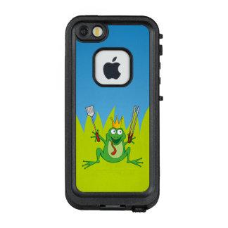 BBQ prince LifeProof® FRĒ® iPhone 5 Case