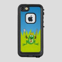 BBQ prince LifeProof FRĒ iPhone SE/5/5s Case