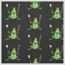 BBQ Prince Pattern Fabric