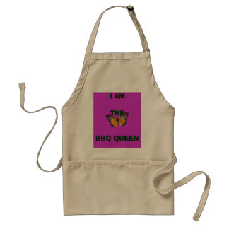 BBQ QUEEN ADULT APRON