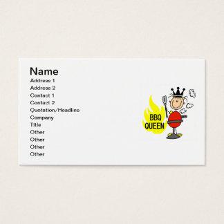 BBQ Queen Business Card