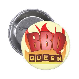 BBQ Queen Button