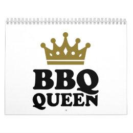 BBQ Queen Calendar