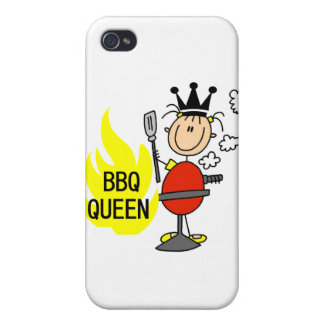 BBQ Queen Case For iPhone 4