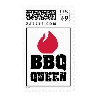 BBQ Queen Postage