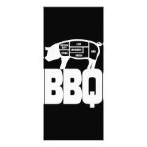 BBQ RACK CARD