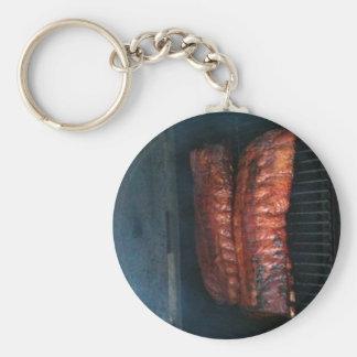 BBQ Ribs Keychain
