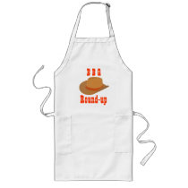 """BBQ Roundup"" Grilling Apron"