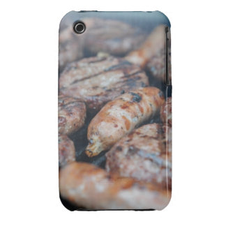 BBQ Sausages iPhone 3 Case