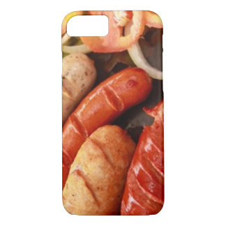 BBQ Sausages iPhone 7 Case