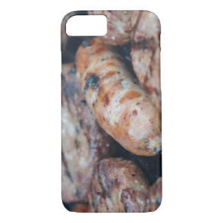 BBQ Sausages iPhone 8/7 Case