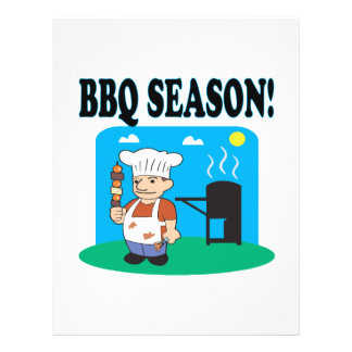 BBQ Season 2 Flyer
