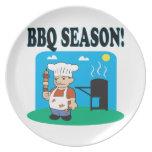 BBQ Season 2 Plates