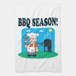 BBQ Season 2 Towels
