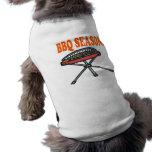 BBQ Season Doggie T-shirt