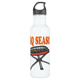 BBQ Season Stainless Steel Water Bottle