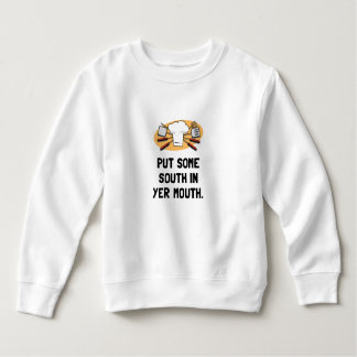 BBQ South In Mouth Sweatshirt