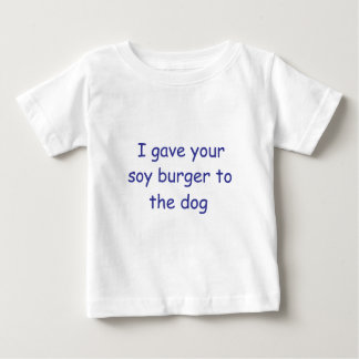 BBQ Soy Burger Shirt