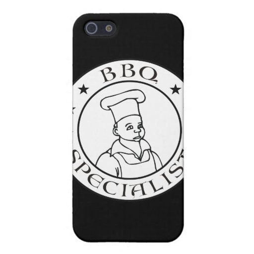 BBQ Specialist Cover For iPhone 5