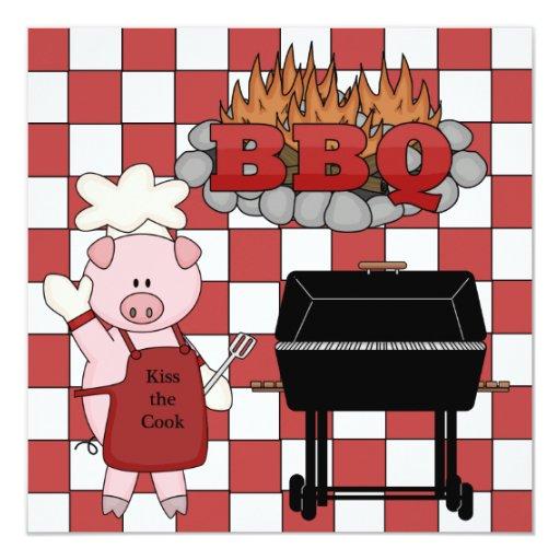 BBQ ! SRF CARD