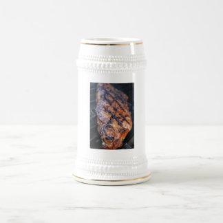 BBQ Steak Beer Stein