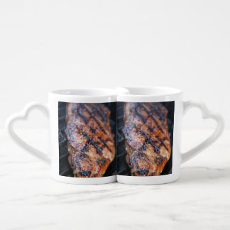 BBQ Steak Couples Coffee Mug