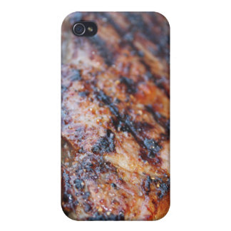 BBQ Steak Cases For iPhone 4